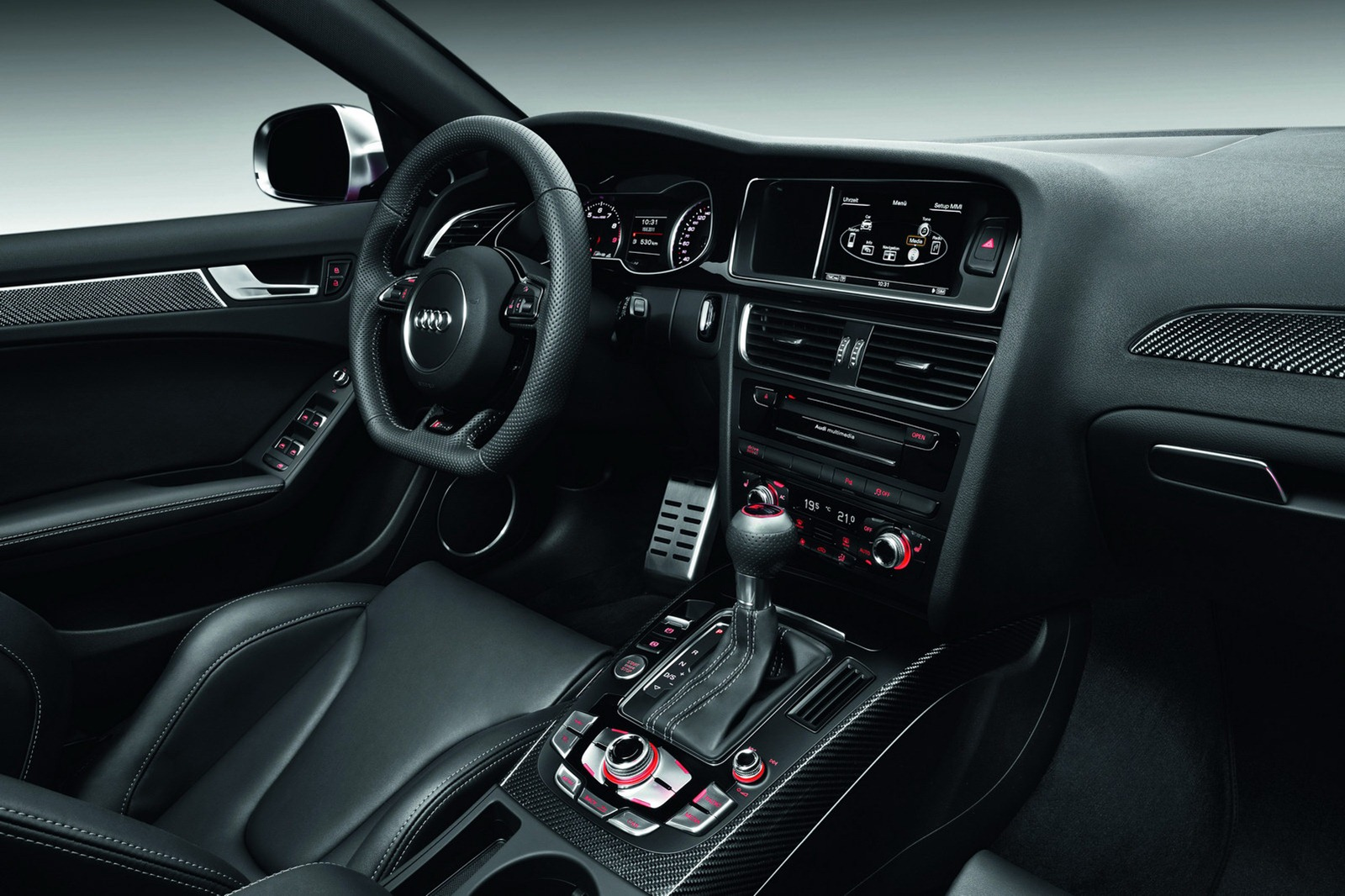 2012 Audi RS4 Avant Specs and Photos - autoevolution