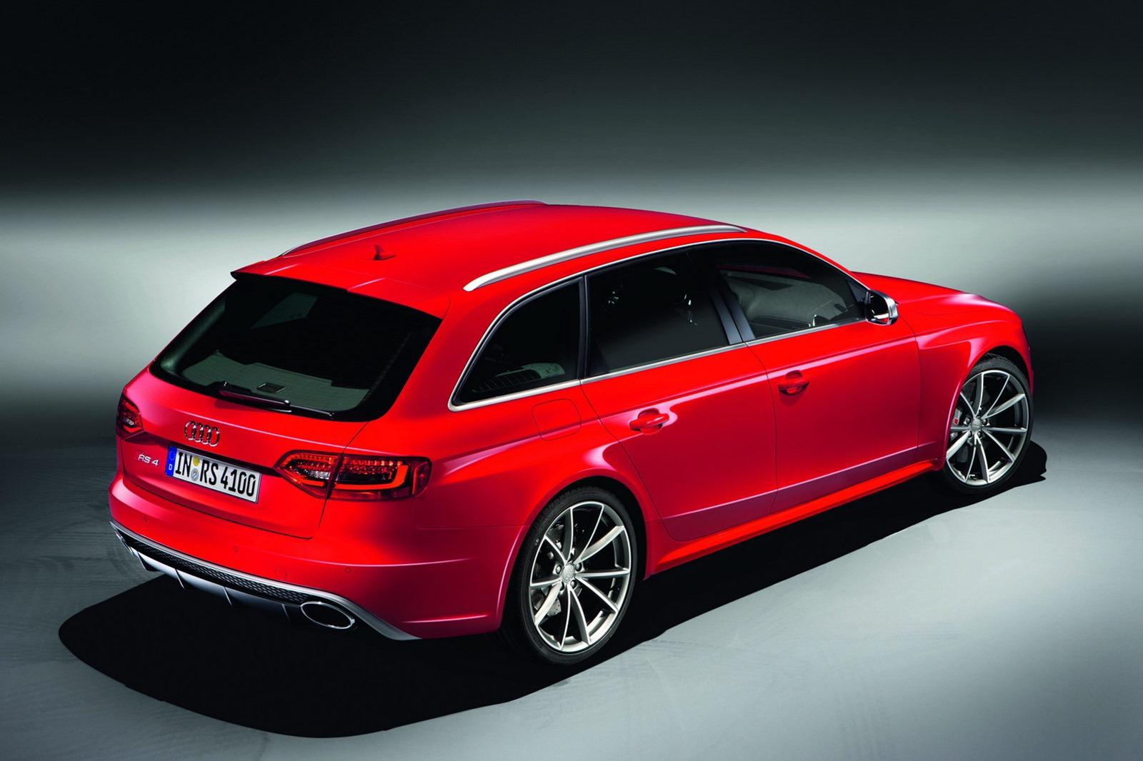 Ford V10 Specs >> 2012 Audi RS4 Avant Specs and Photos - autoevolution