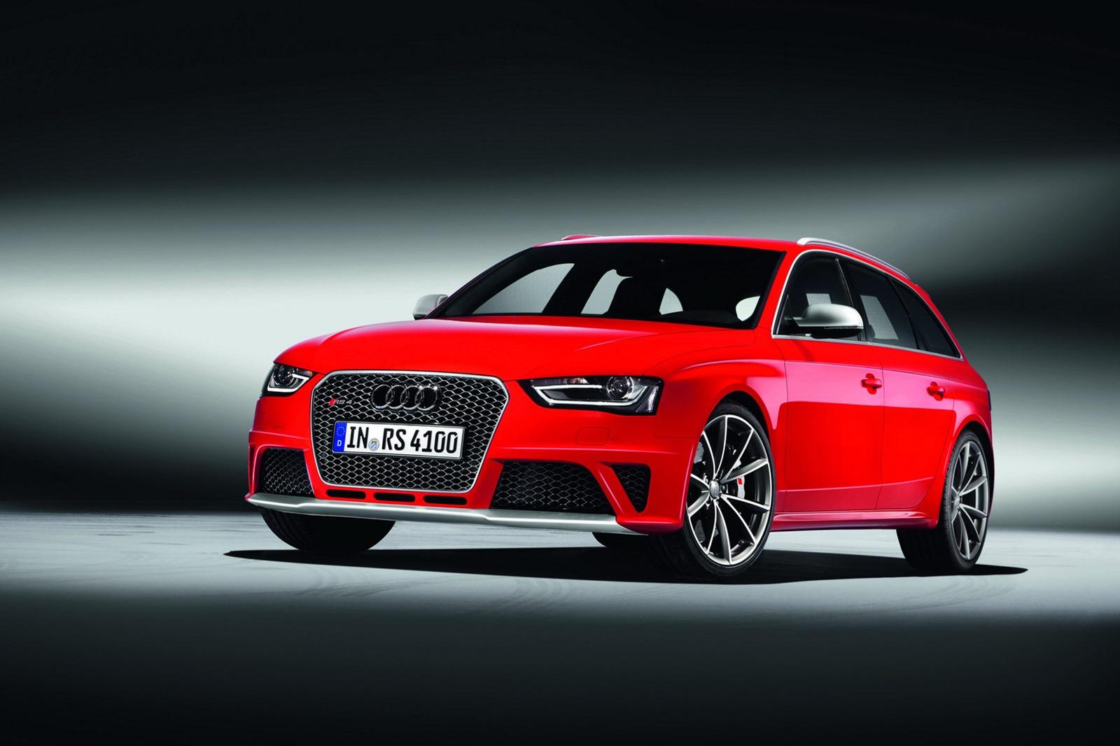 2012 Audi Rs4 Avant Specs And Photos Autoevolution