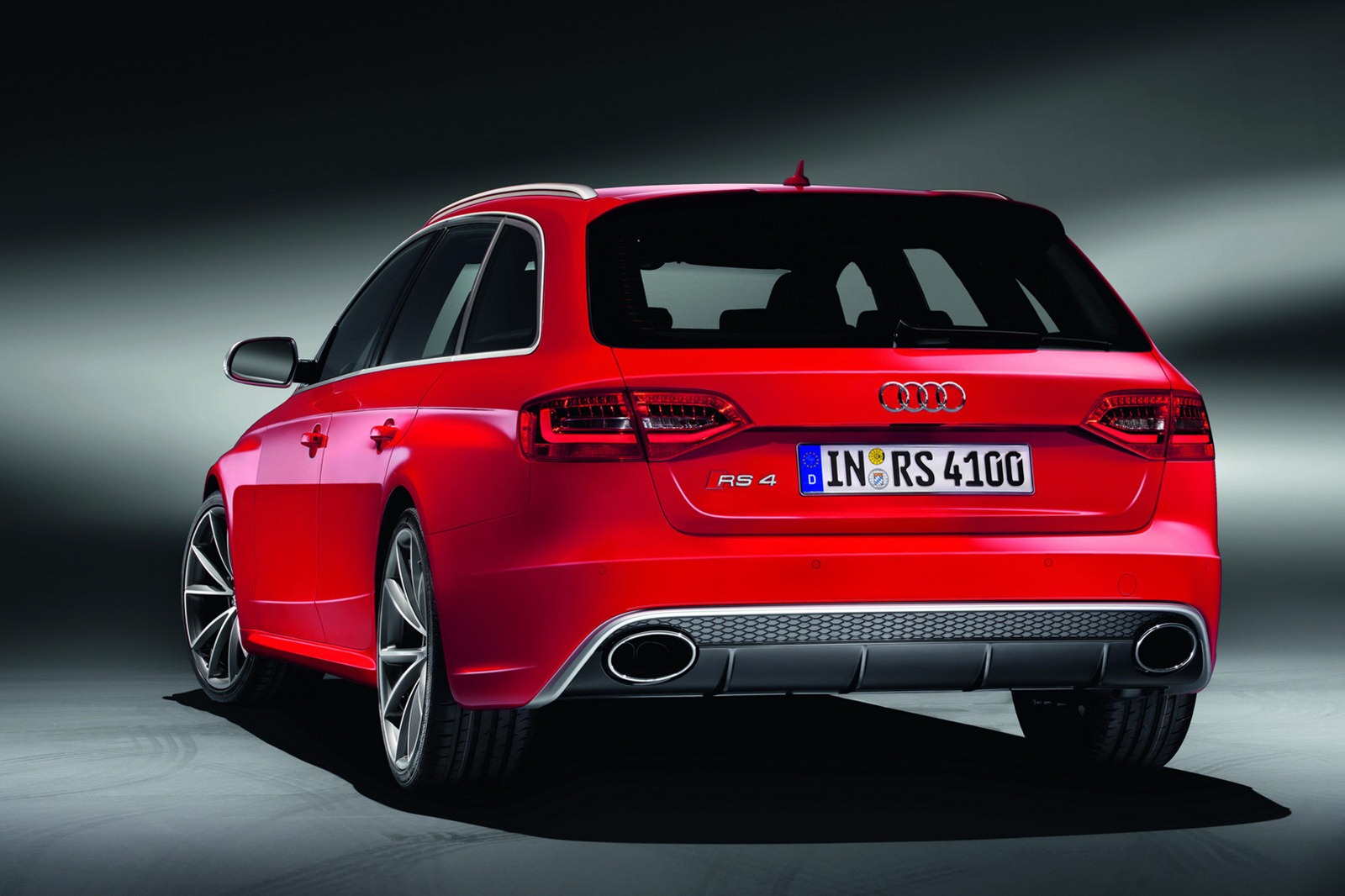 2012 Audi RS4 Avant Specs and Photos - autoevolution