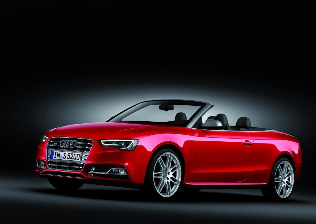 2012 Audi S5 Gives Up On 4 2l V8 Adopts 3 0l Tfsi