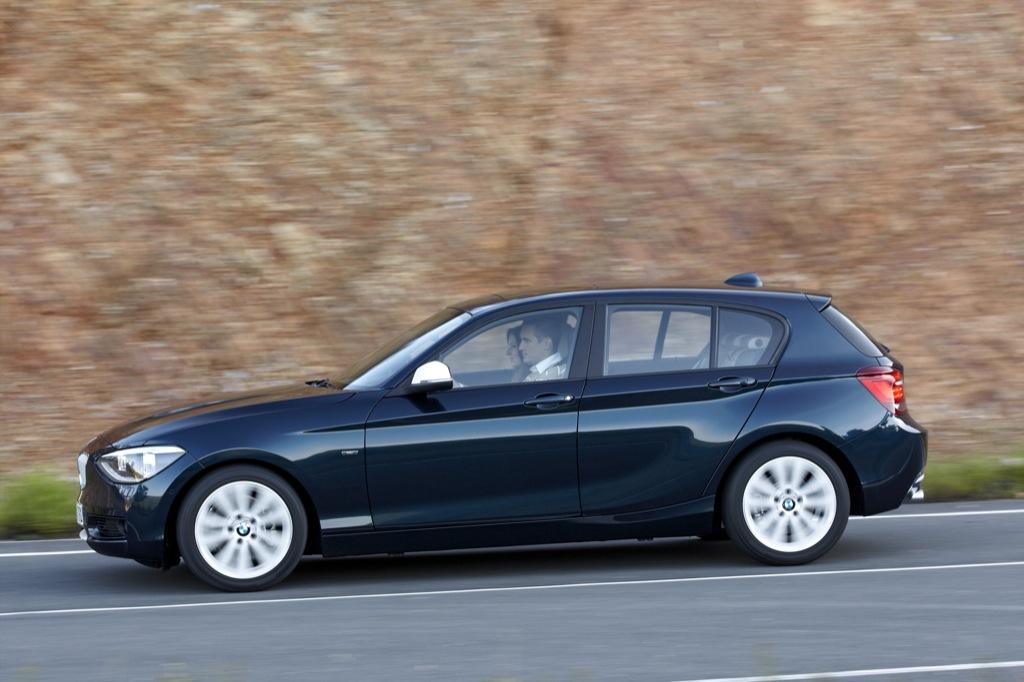 2012 BMW 1Series Urban Line In Depth Gallery  autoevolution