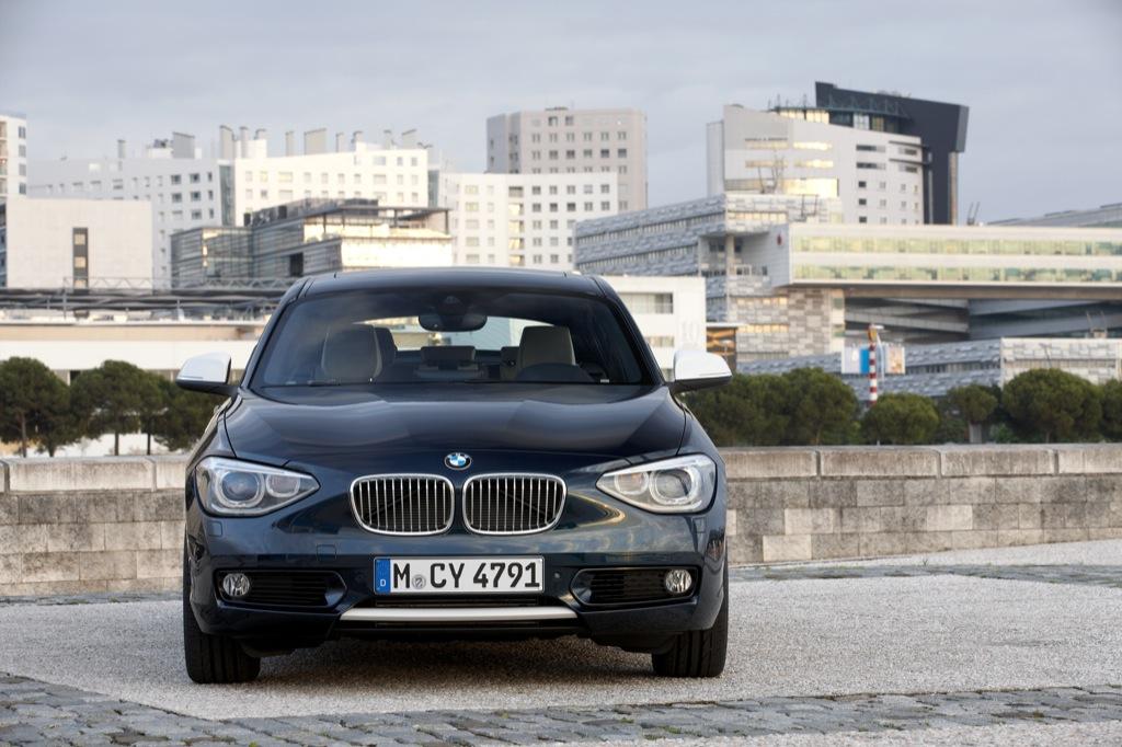 2012 BMW 1-Series Urban Line In Depth [Gallery] - autoevolution