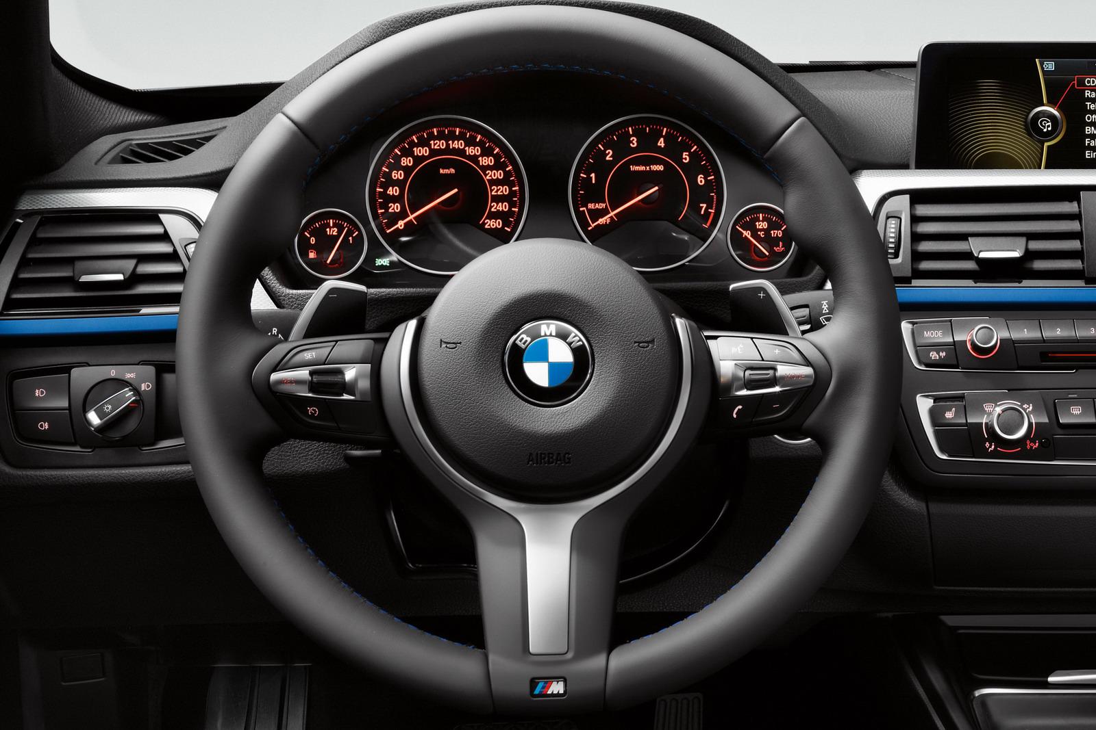 Bmw 428i Sport Line >> Sport line vs m sport steering wheel - Bimmerfest - BMW Forums