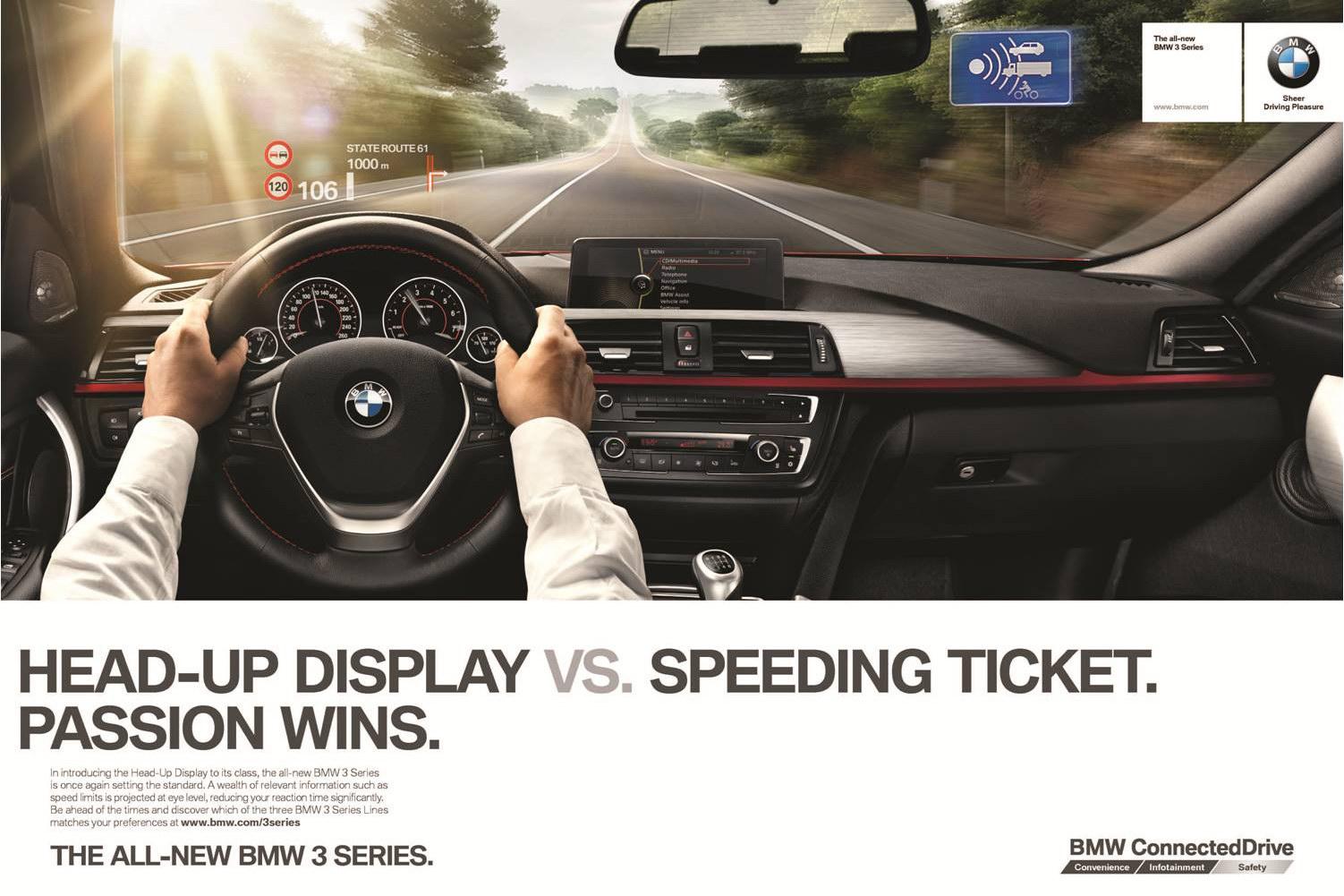 2012 Bmw 3 Series F30 Marketing Campaign Passion Wins Autoevolution