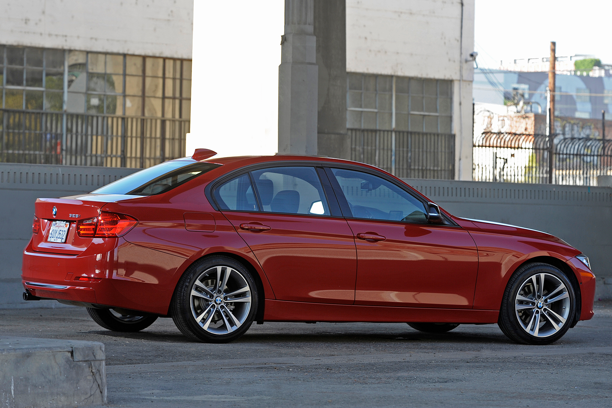 2012 bmw 328i long term review by motor trend autoevolution. Black Bedroom Furniture Sets. Home Design Ideas