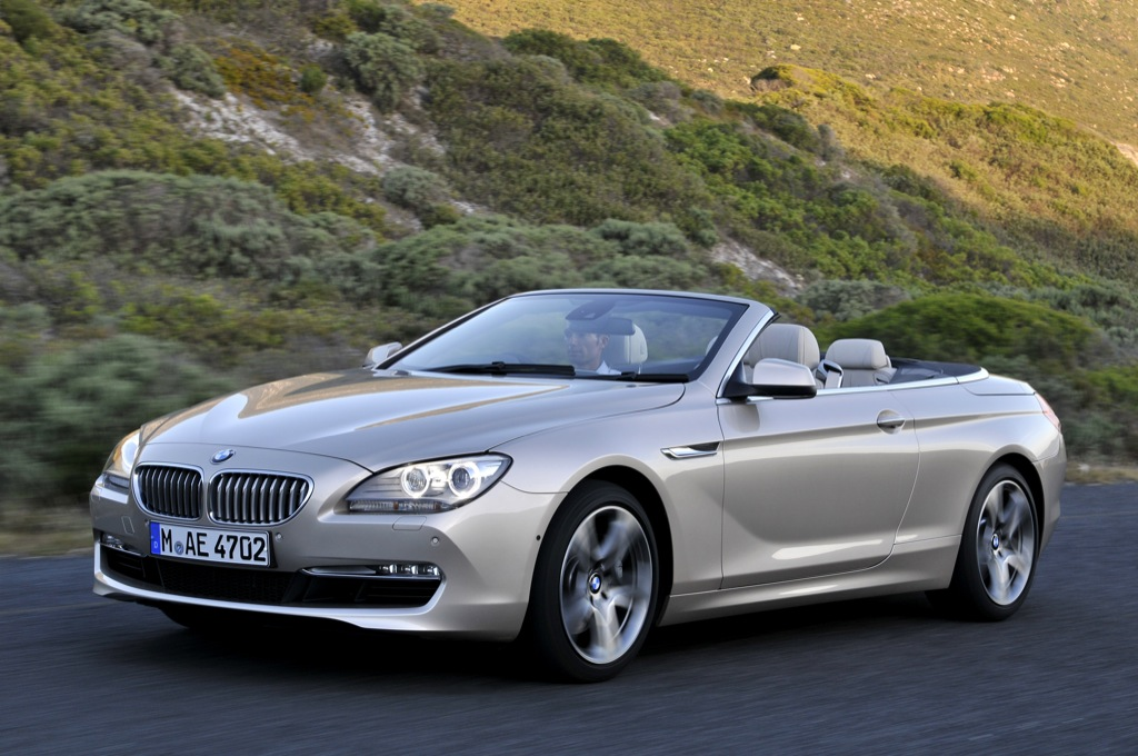 2012 bmw 6 series convertible additional info photos released autoevolution. Black Bedroom Furniture Sets. Home Design Ideas