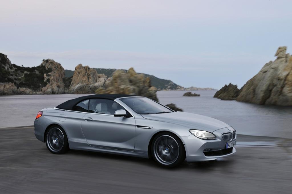 BMW I Convertible Photos Released Autoevolution - 2012 bmw 650i price