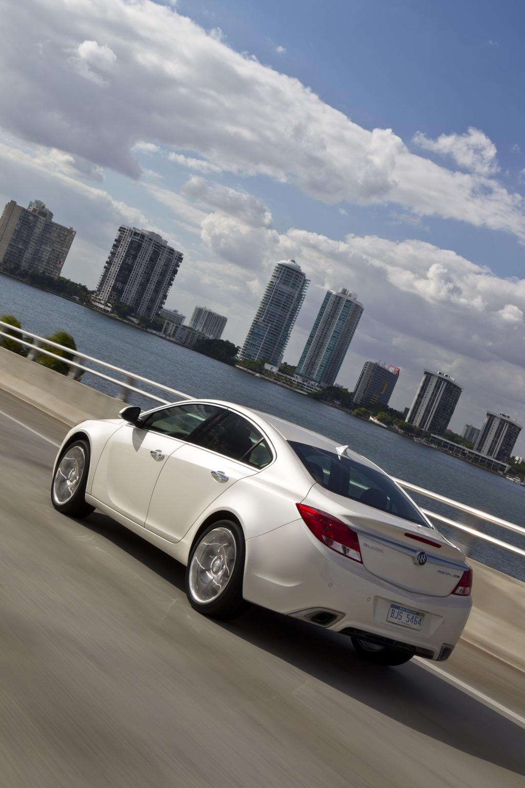 2012 Buick Regal Gs Pricing Announced Autoevolution