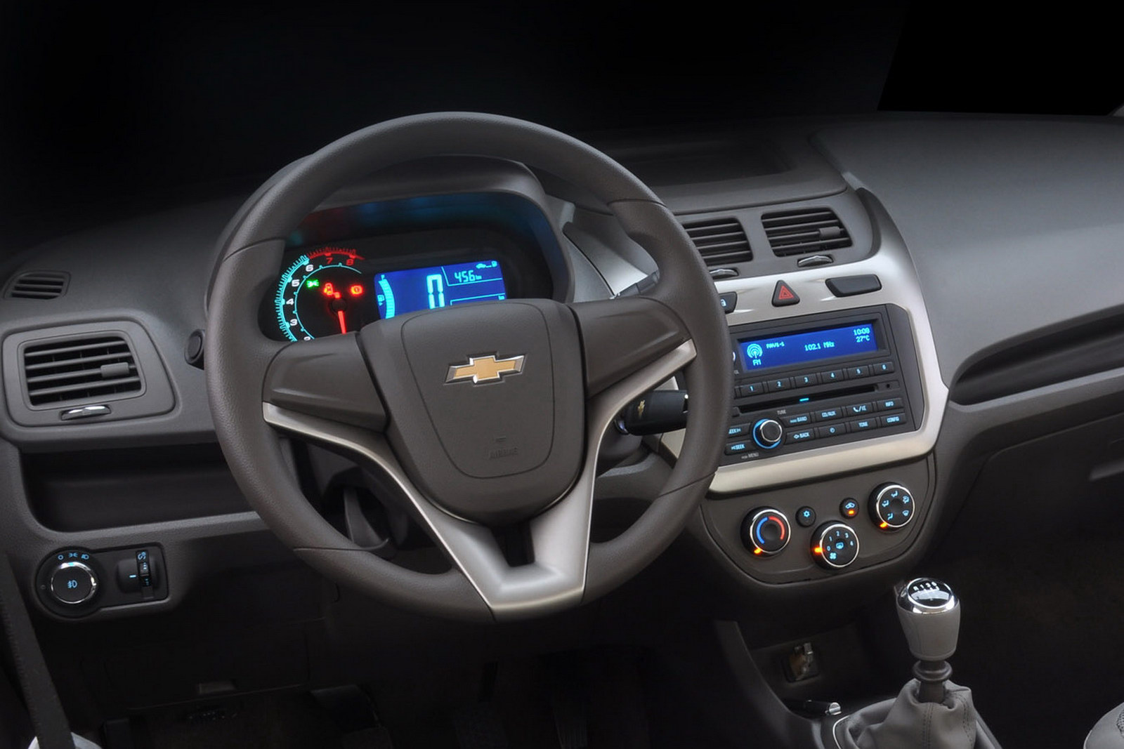 2012 Chevrolet Cobalt Launched Autoevolution