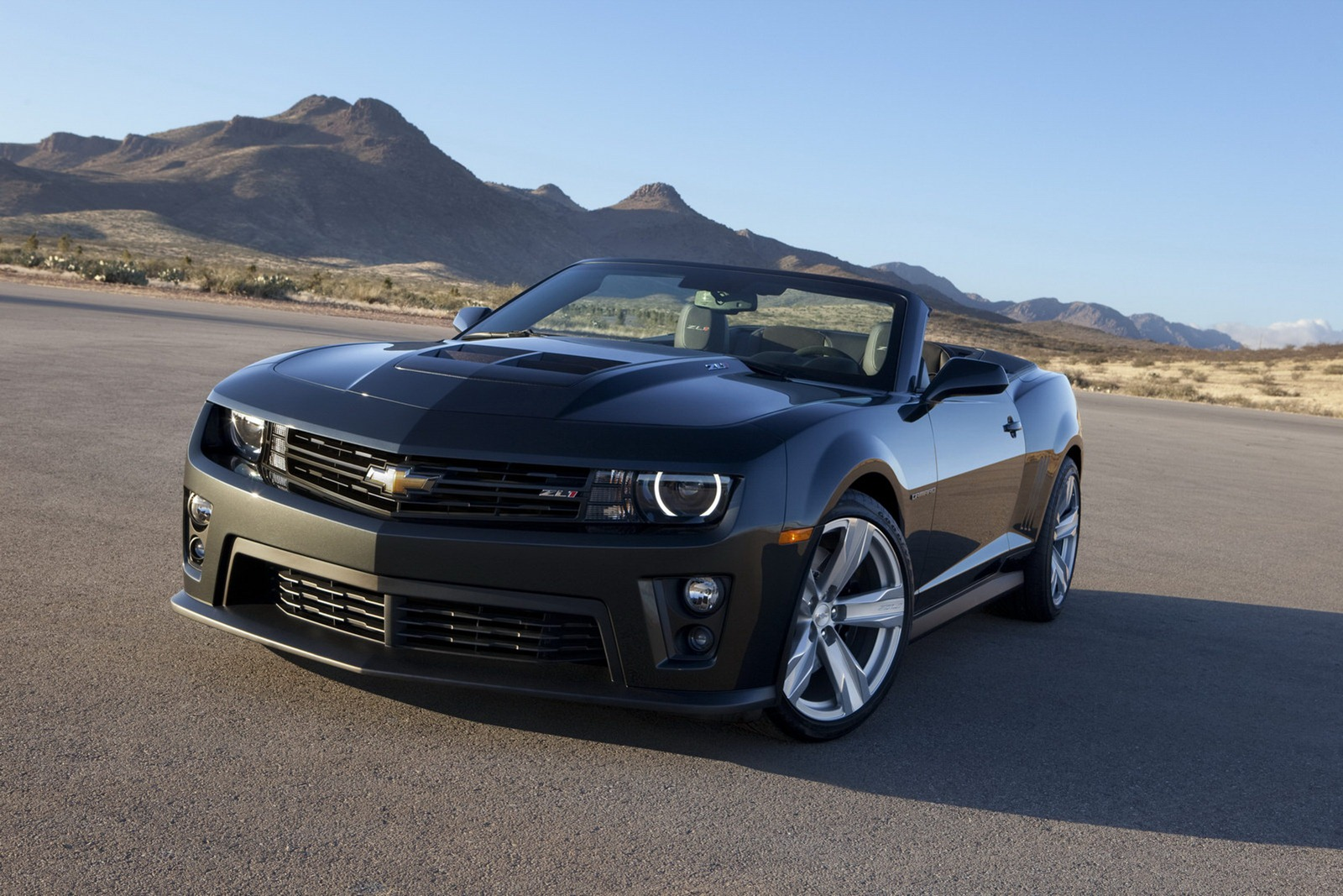2012 Chevy Camaro Zl1 New Photos Released Autoevolution