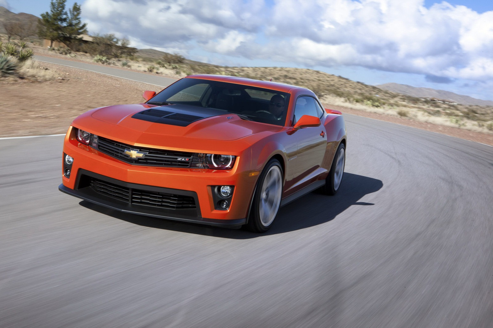 2012 Camaro Zl1 Video 4 Designed For Downforce