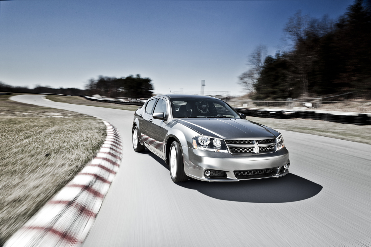 2012 Dodge Avenger RT Ready for NYIAS  autoevolution