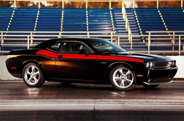 2012 Dodge Challenger R T Shown In Chicago Autoevolution