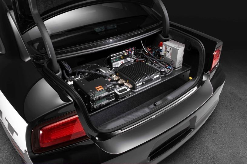 2012 dodge charger pursuit gets mopar accessories autoevolution