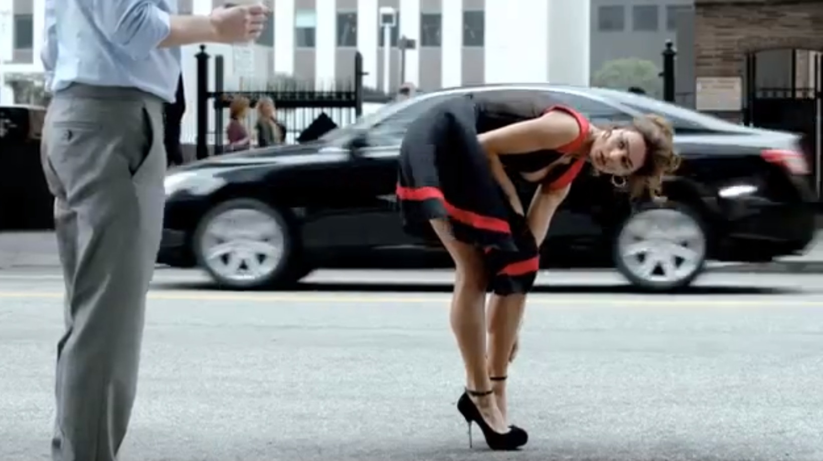 2012 Fiat 500 Abarth Commercial Sexy Seduction With