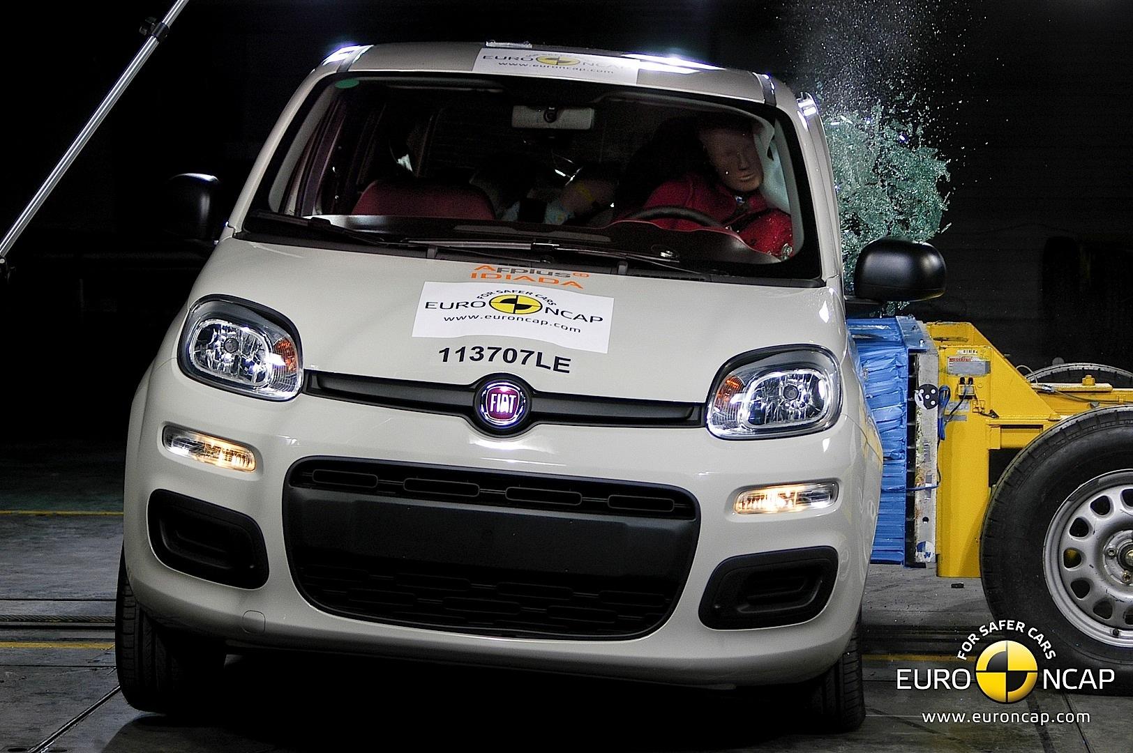 2012 fiat panda gets four star euro ncap rating autoevolution. Black Bedroom Furniture Sets. Home Design Ideas