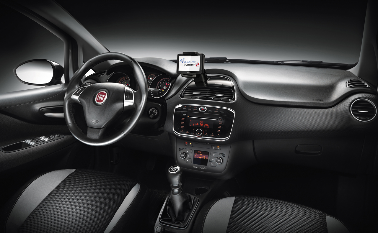 2012 Fiat Punto to Be Unveiled in Frankfurt, Sales Start Next Year ...