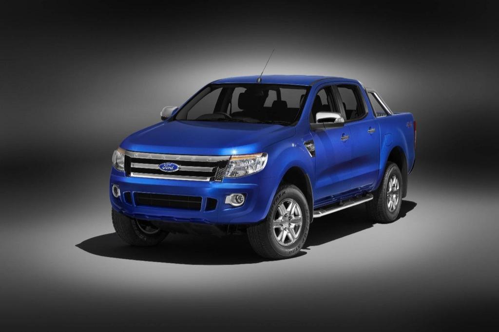 2012 Ford Ranger Revealed Autoevolution