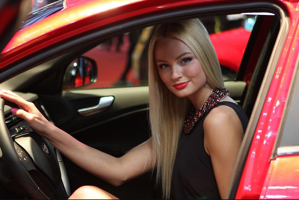 2012 Geneva Motor Show The Girls Autoevolution