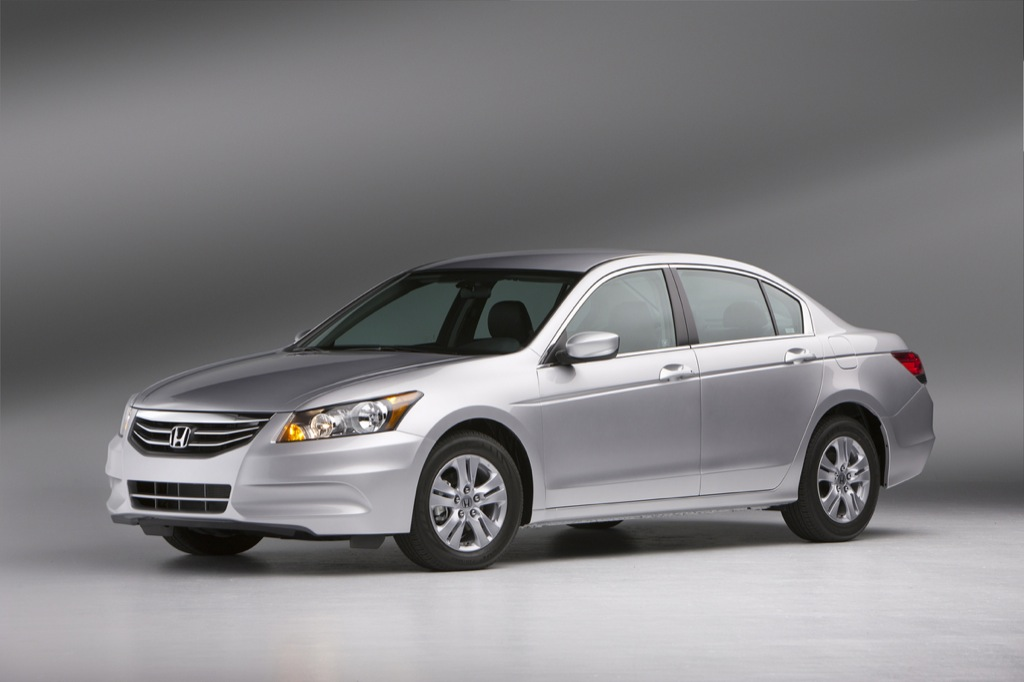 2012 Honda Accord Pricing Announced Autoevolution