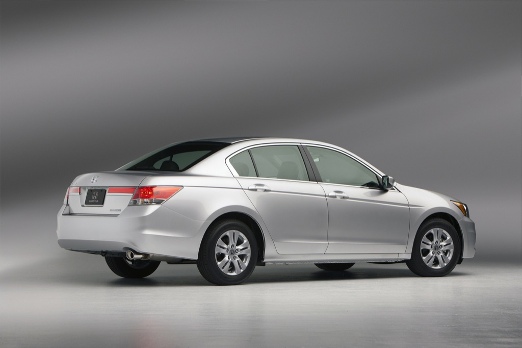 ... 2012 Honda Accord ...