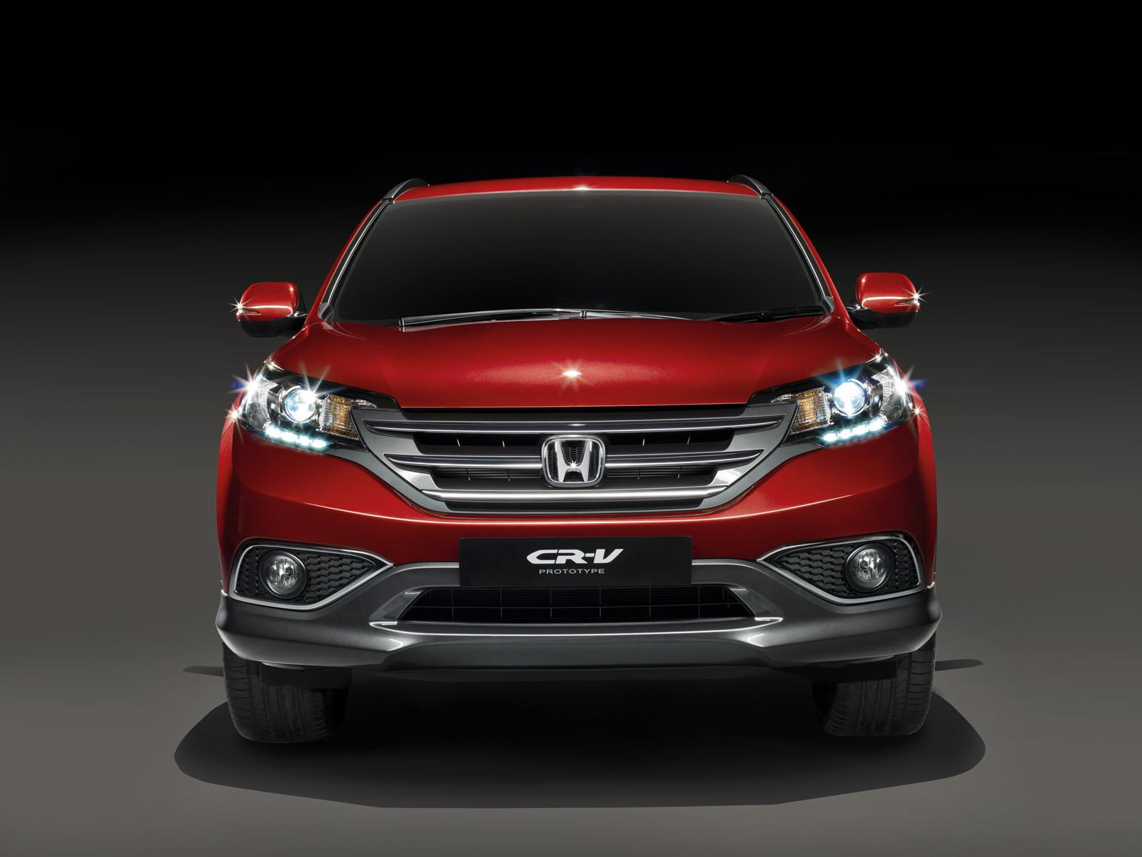 2012 honda cr v european prototype version revealed autoevolution. Black Bedroom Furniture Sets. Home Design Ideas