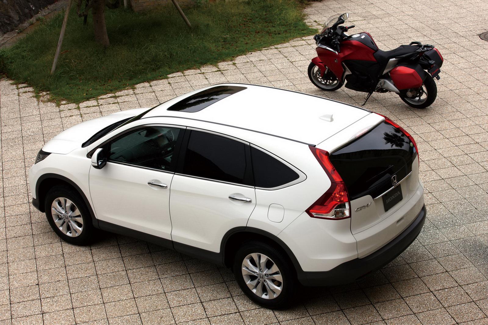 2012 Honda CR-V Unveiled in Japan - autoevolution