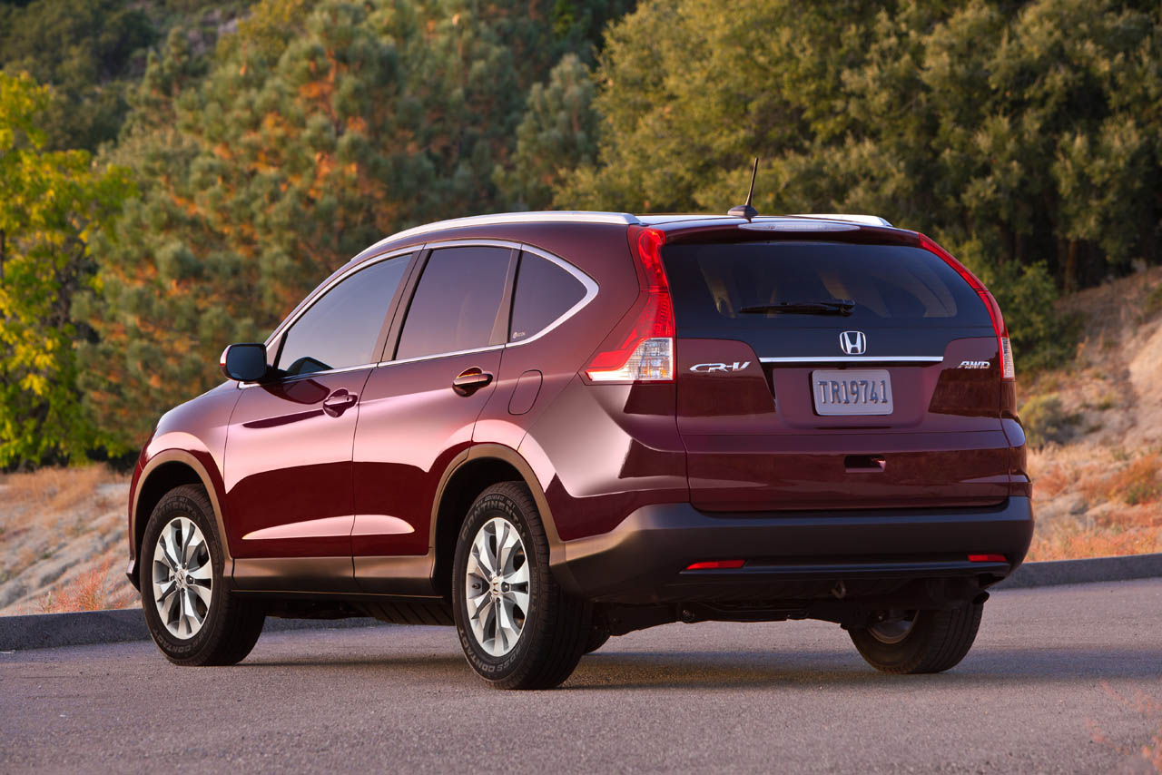 2012 Honda CR-V Unveiled in Los Angeles - autoevolution