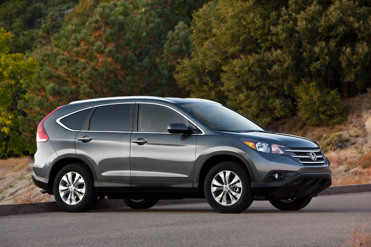 2012 Honda Cr V Unveiled In Los Angeles Autoevolution