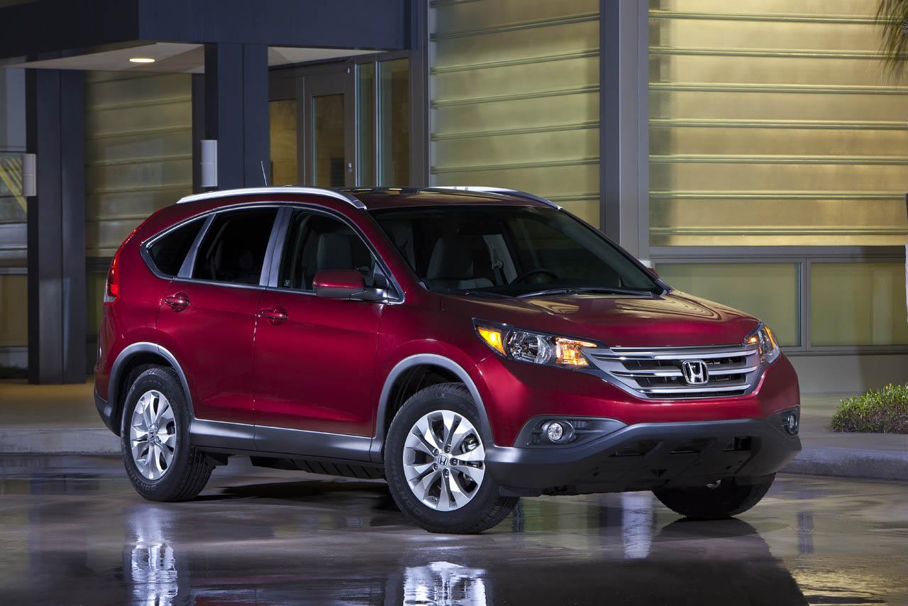 2012 Honda CR-V Unveiled in Los Angeles - autoevolution