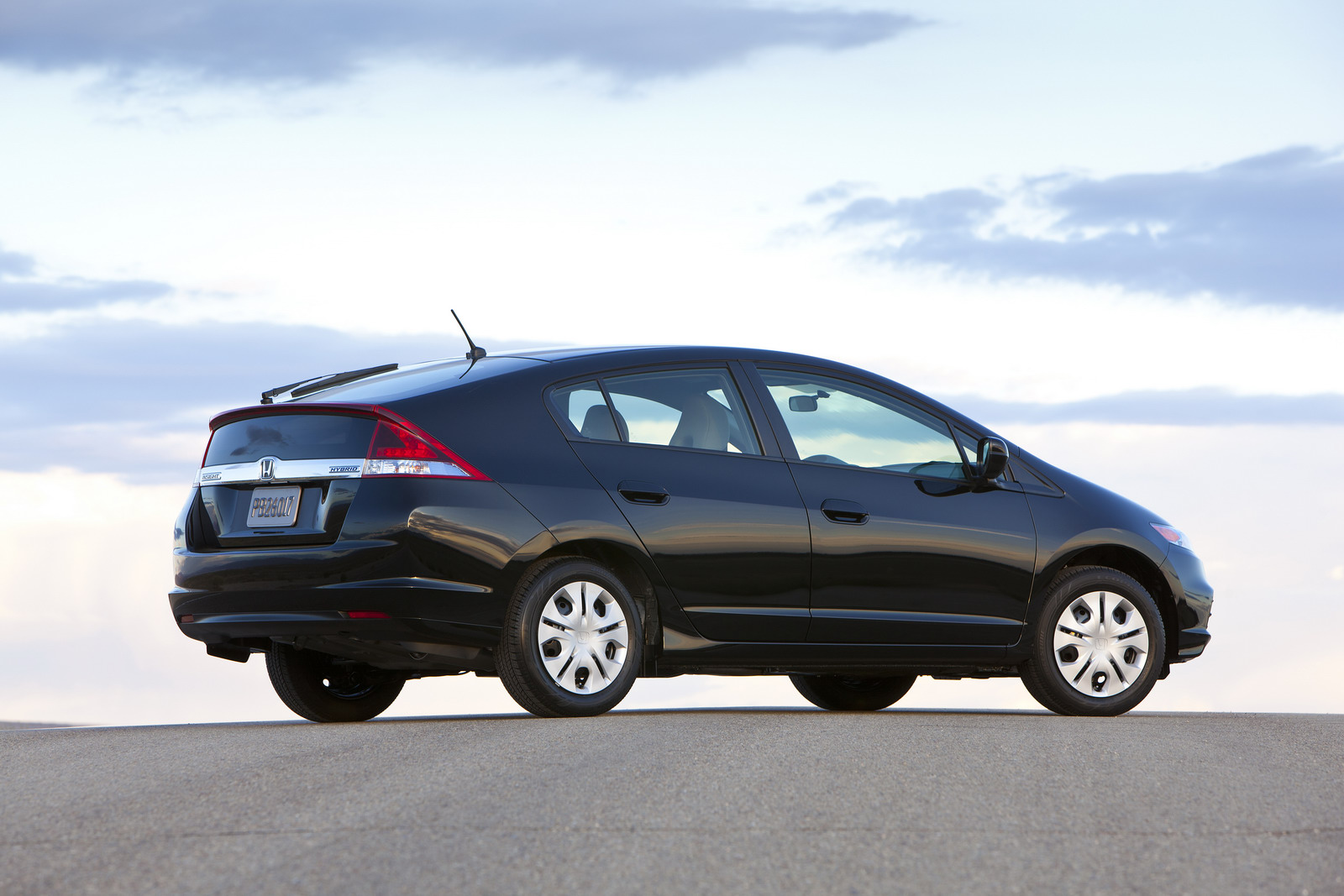 2012 Honda Insight Hybrid Introduced In The Us Autoevolution