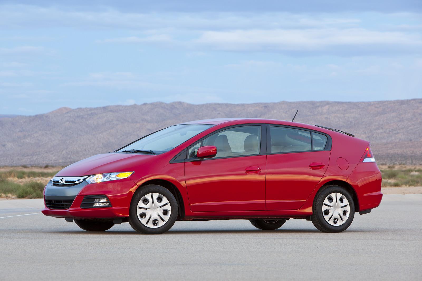 2012 Honda Insight Hybrid Introduced in the US - autoevolution
