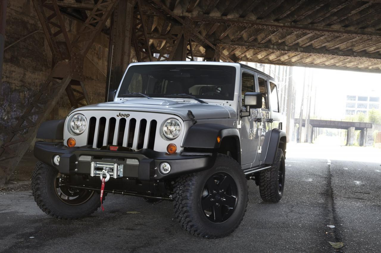Off Roading with 2012 Jeep Wrangler Black Ops Edition ...
