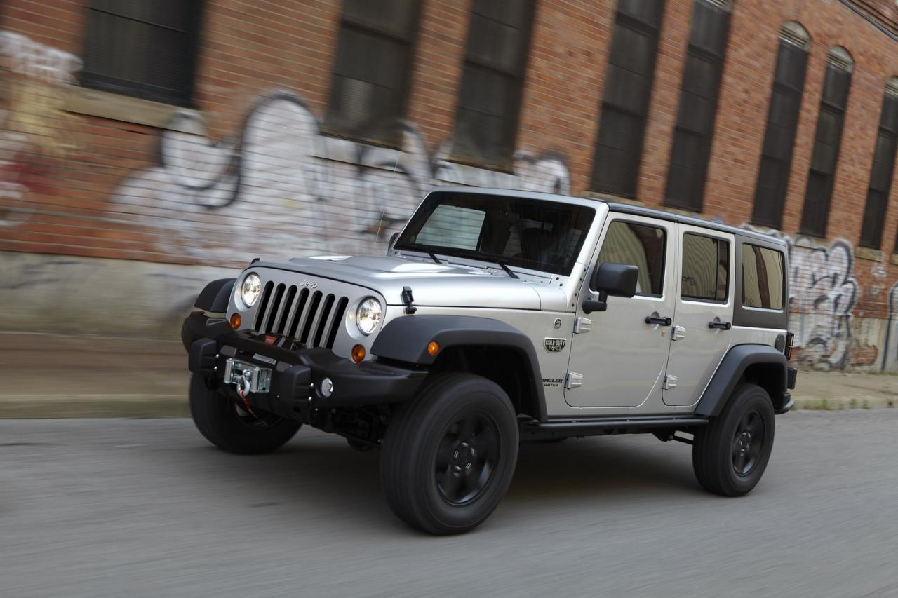 2012 Jeep Wrangler Call of Duty MW3 for Sale ... - CarGurus