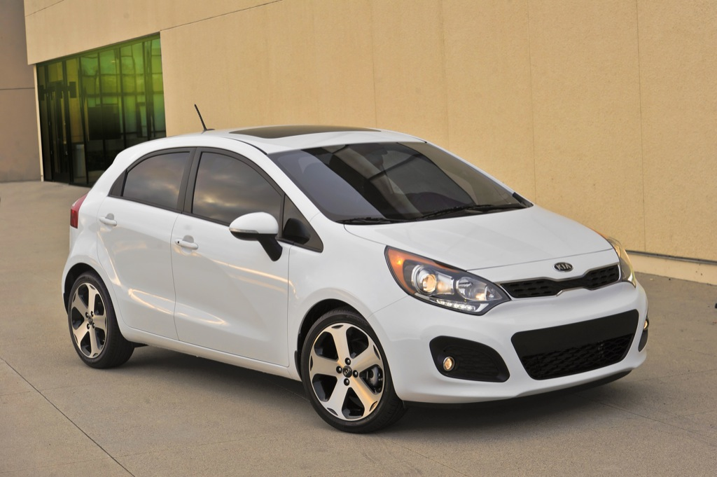 2012 kia rio 5 door us pricing announced autoevolution. Black Bedroom Furniture Sets. Home Design Ideas