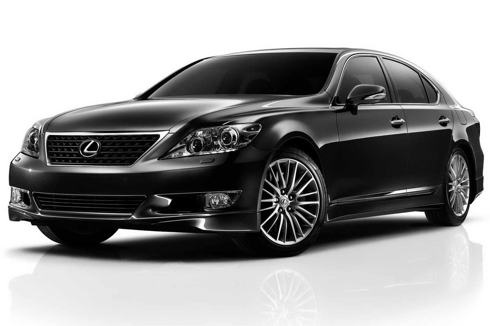 2012 Lexus CT 200h, ES 350 and LS 460 Special Editions ...