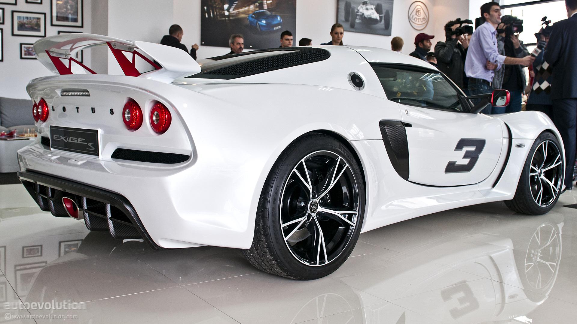 2012 Lotus Exige S Makes Non Auto Show Debut Romania