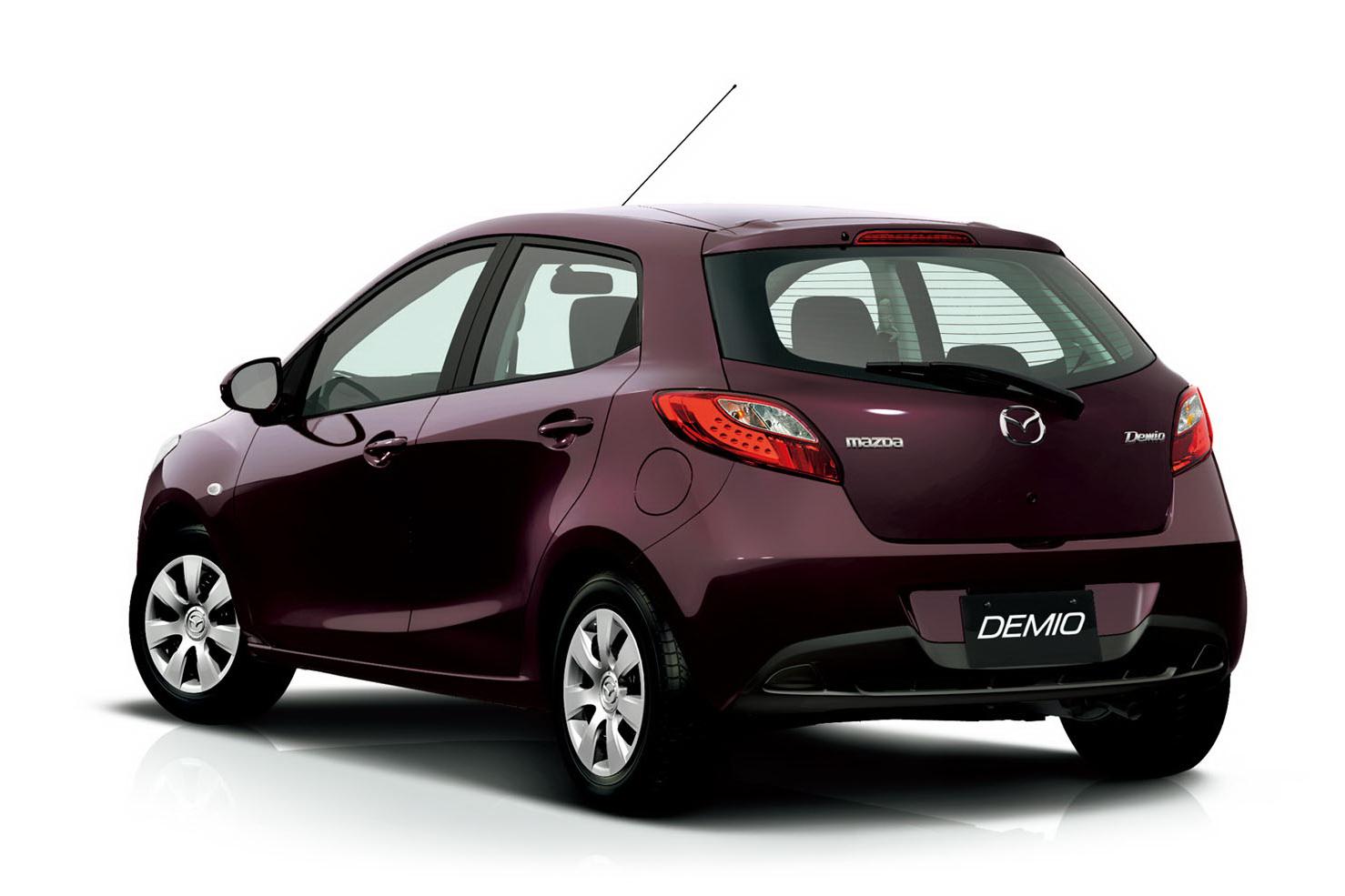 2012 Mazda Demio 13-SKYACTIV Arrives in Japan [Image Gallery] - autoevolution