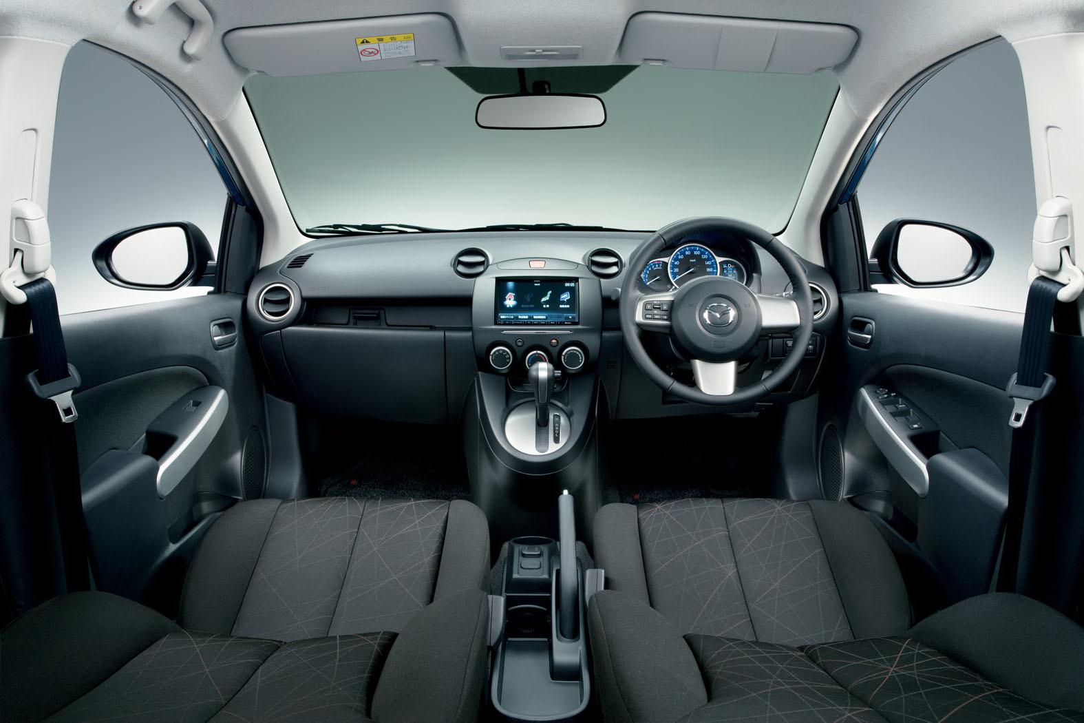 2012 Mazda Demio 13-SKYACTIV Arrives in Japan [Image ...