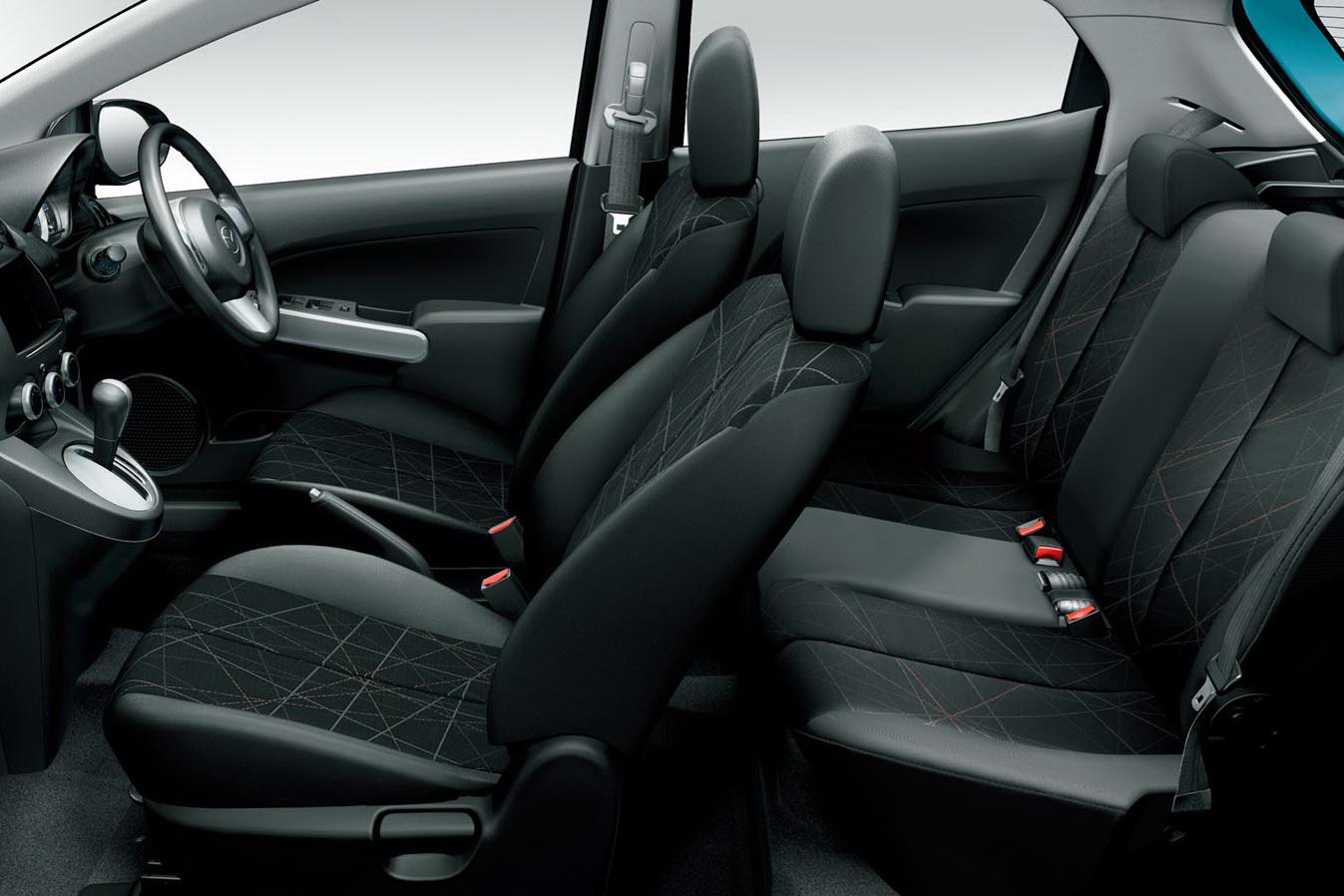 2012 Mazda Demio 13 Skyactiv Arrives In Japan Image Gallery 2 Fuse Box