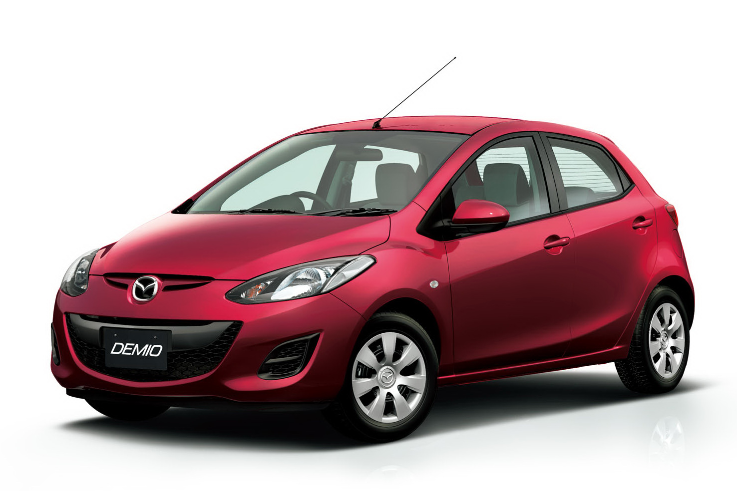 2012 Mazda Demio 13-SKYACTIV Arrives in Japan [Image ...