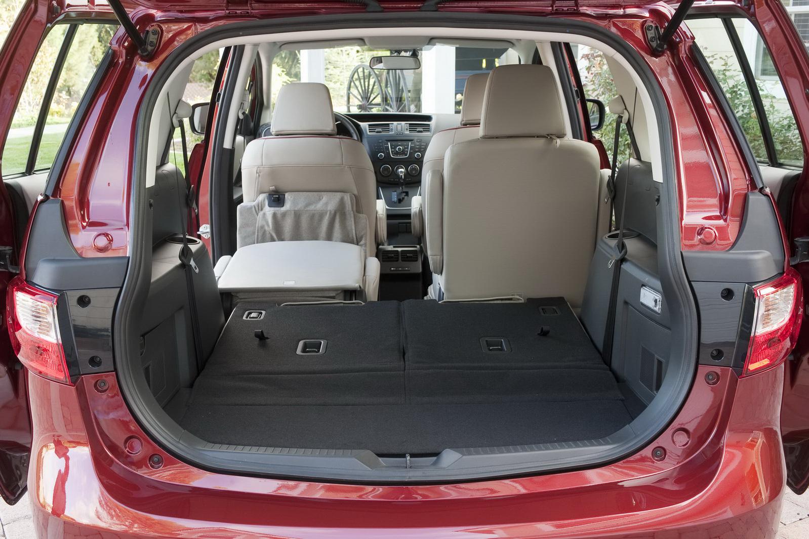 2012 Mazda5 Minivan Starts At Under 20 000 Autoevolution