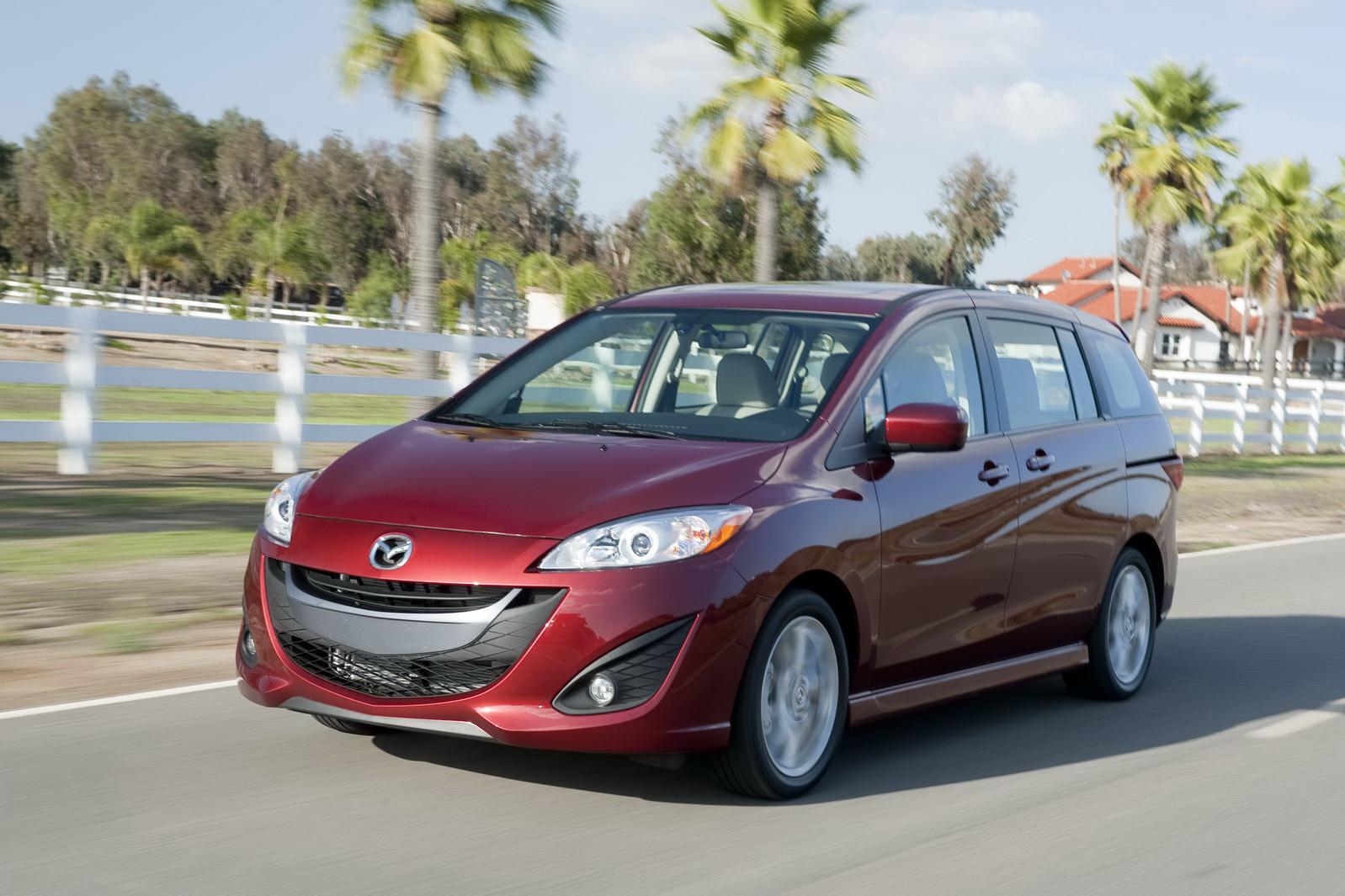 2012 mazda5 minivan starts at under 20 000 autoevolution. Black Bedroom Furniture Sets. Home Design Ideas