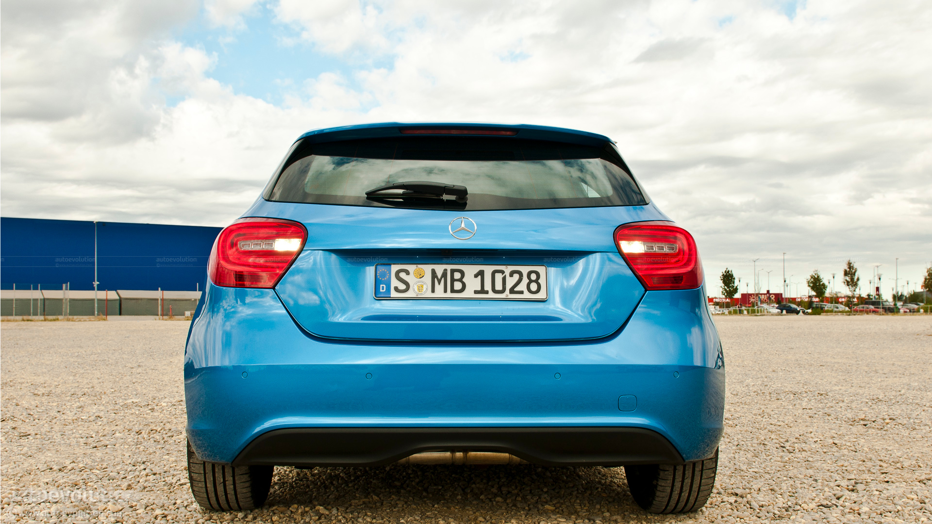 2012 Mercedes A Class First Drive Review Page 2