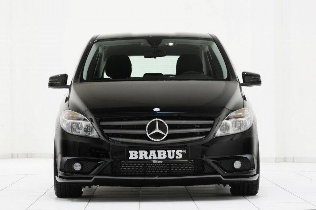 2012 mercedes b class tuned by brabus autoevolution. Black Bedroom Furniture Sets. Home Design Ideas