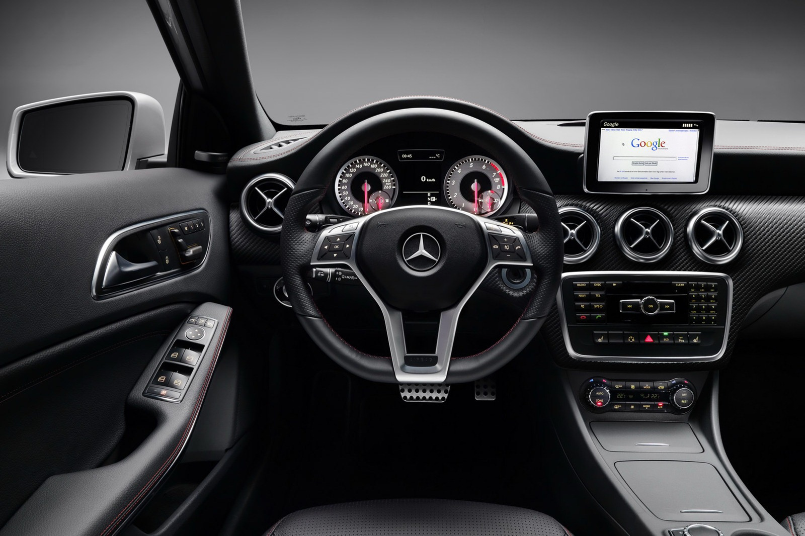 2012 Mercedes Benz A Class New Photos Released Autoevolution