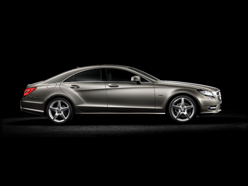 2012 Mercedes Benz Cls Official Details And Photos