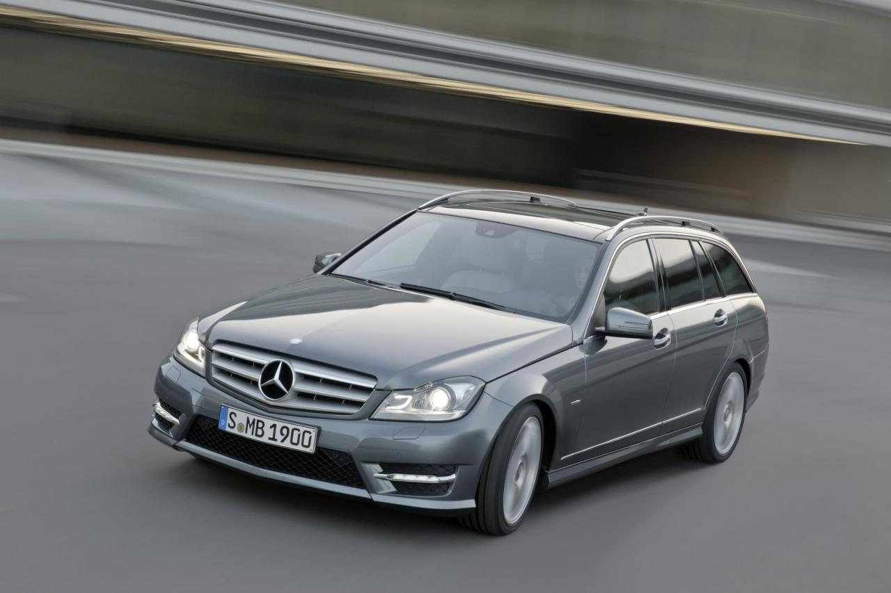 2012 Mercedes C Klasse Facelift Is Here Autoevolution