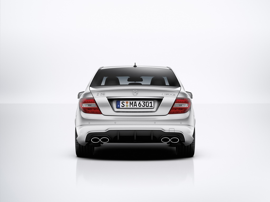 2012 mercedes c63 amg pricing announced autoevolution
